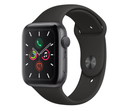 Smartwatch Apple Watch 5 44/Space Gray Aluminium/Black Sport GPS