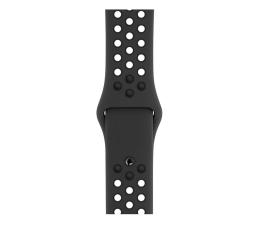 Pasek / bransoletka Apple Pasek Sportowy Nike do Apple Watch antracyt/czarny