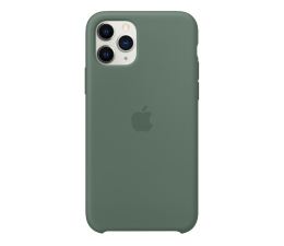 Etui/obudowa na smartfona Apple Silicone Case do iPhone 11 Pro Pine Green