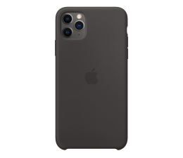 Etui/obudowa na smartfona Apple Silicone Case do iPhone 11 Pro Max Black