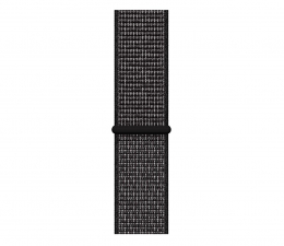 Pasek / bransoletka Apple Opaska Sportowa Nike do Apple Watch czarny