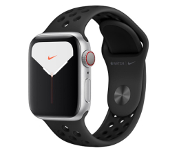 Smartwatch Apple Watch 5 Nike 40/Silver/Black Sport LTE