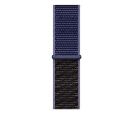 Pasek / bransoletka Apple Opaska Sportowa do Apple Watch nocny błękit