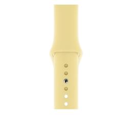 Pasek/bransoletka Apple Pasek sportowy cytrynowy 40 mm