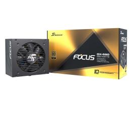 Zasilacz do komputera Seasonic Focus GX 550W 80 Plus Gold