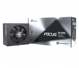 Zasilacz do komputera Seasonic Focus PX 650W 80 Plus Platinum