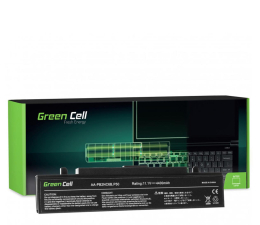 Bateria do laptopa Green Cell Bateria do Samsung (4400 mAh, 10.8V, 11.1V)