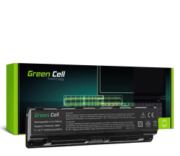 Bateria do laptopa Green Cell Bateria do Toshiba (4400 mAh, 10.8V, 11.1V)