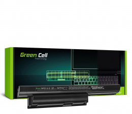Bateria do laptopa Green Cell Bateria do Sony Vaio (4400 mAh, 11.1V, 10.8V)