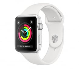 Smartwatch Apple Watch 3 42/Silver/White Sport GPS