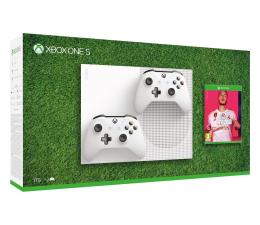 Konsola Xbox Microsoft Xbox One S 1TB + Pad + Fifa 20