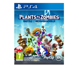 Gra na PlayStation 4 PopCap Games Plants vs Zombies Battle for Neighborville