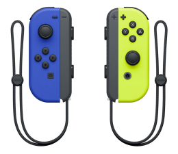 Pad Nintendo Switch Joy-Con Controller - Blue/N Yellow (pair)