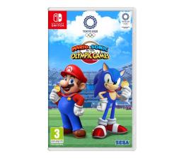 Gra na Switch Nintendo Mario & Sonic at the Tokyo Olymp. Game 2020