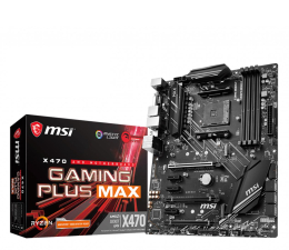 Płyta główna Socket AM4 MSI X470 GAMING PLUS MAX