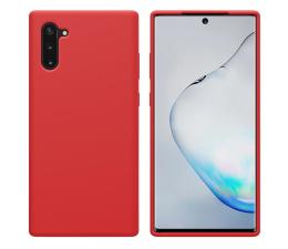 Etui / obudowa na smartfona Nillkin Flex Pure do Samsung Galaxy Note 10 czerwony