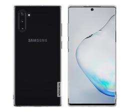 Etui / obudowa na smartfona Nillkin Nature do Samsung Galaxy Note 10 biały
