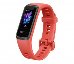 Smartband Huawei Band 4 czerwony