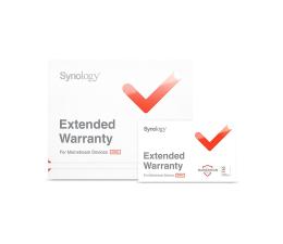 Licencja / gwarancja do NAS Synology Rozszerzenie Gwarancji EW201