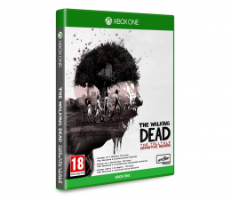Gra na Xbox One Xbox The Walking Dead: Definitive Series