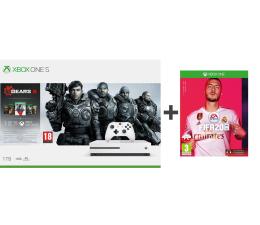Konsola Xbox Microsoft Xbox One S 1TB + GoW 5 + Fifa 20