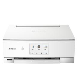 Urządzenie wiel. atramentowe Canon PIXMA TS8351 biała