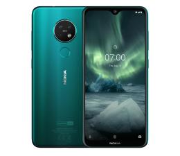 Smartfon / Telefon Nokia 7.2 Dual SIM 4/64 Zielona satyna