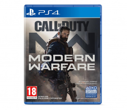 Gra na PlayStation 4 PlayStation Call of Duty: Modern Warfare