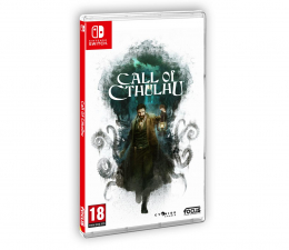 Gra na Switch Focus Home Interactive CALL OF CTHULHU