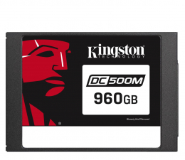 "Dysk SSD  Kingston 960GB 2,5"" SATA SSD DC500M"