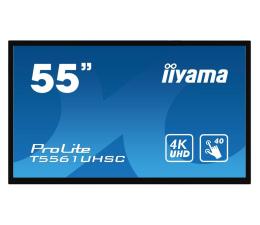 """Monitor LED 32"""" i większy iiyama T5561UHSC-B1 dotykowy"""