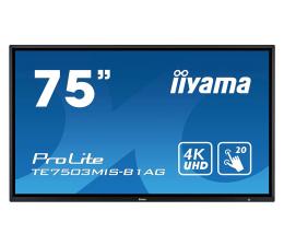 """Monitor LED 32"""" i większy iiyama TE7503MIS-B1AG dotykowy"""