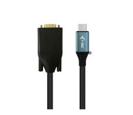 Przejściówka i-tec Adapter kablowy USB-C - VGA