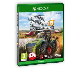 Gra na Xbox One Xbox Farming Simulator 19