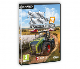 Gra na PC PC Farming Simulator 19