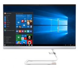 All-in-One Lenovo IdeaCentre A340-24 i3-10110U/8GB/512/Win10 Biały