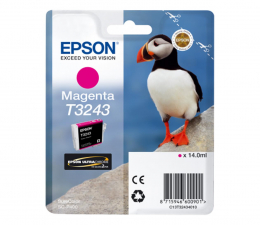 Tusz do drukarki Epson T3243 magenta 980str. (C13T32434010)