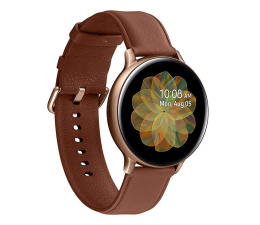 Smartwatch Samsung Galaxy Watch Active 2 Stal Nierdzewna 44 mm Gold