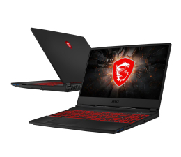 "Notebook / Laptop 15,6"" MSI GL65 i5-9300H/16GB/512 GTX1650 120Hz"