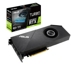 Karta graficzna NVIDIA ASUS GeForce RTX 2070 SUPER TURBO EVO 8GB GDDR6