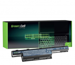 Bateria do laptopa Green Cell Bateria do Acer Aspire (6600 mAh, 11.1V, 10.8V)