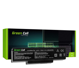 Bateria do laptopa Green Cell Bateria do Asus (4400 mAh, 11.1V, 10.8V)