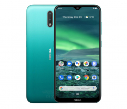 Smartfon / Telefon Nokia 2.3 Dual SIM zielony