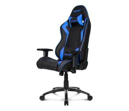Fotel gamingowy AKRACING CORE SX (Czarno-Niebieski)