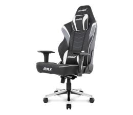 Fotel gamingowy AKRACING MASTERS MAX (Czarno-Biały)