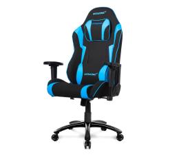 Fotel gamingowy AKRACING CORE EX WIDE SE (Czarno-Niebieski)