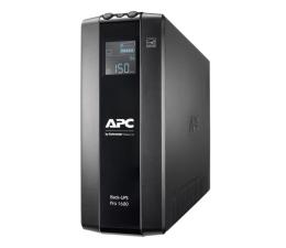 Zasilacz awaryjny (UPS) APC Back-UPS Pro (1600VA/960W, 8xIEC, RJ-45, AVR, LCD)