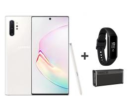 Smartfon / Telefon Samsung Galaxy Note 10+ white +Creative iRoar Go+ Fit e