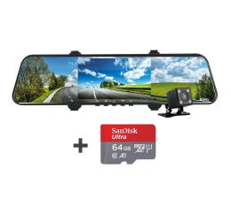 "Wideorejestrator Xblitz Park View Ultra Full HD/5""/170 Dual + 64GB"