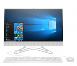 All-in-One HP 24 AiO J4005/8GB/480/Win10 IPS white